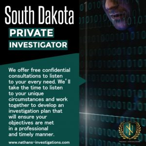 South Dakota Private Investigator
