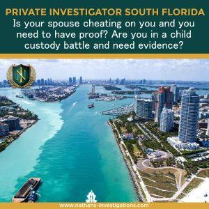 South Florida Private Investigator