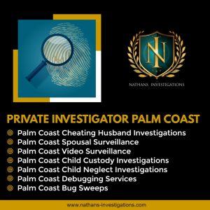 Palm Coast Private Investigator