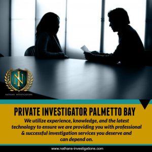 Palmetto Bay Private Investigator