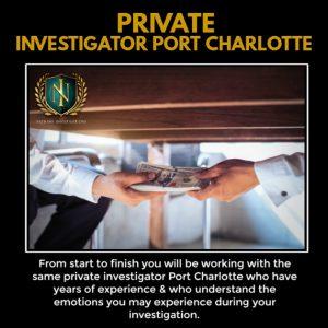 Port Charlotte Private Investigator