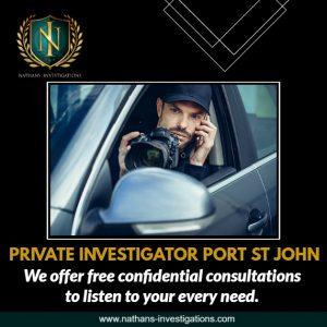 Port St John Private Investigator