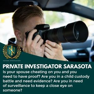 Sarasota Private Investigator