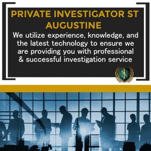 St Augustine Private Investigator