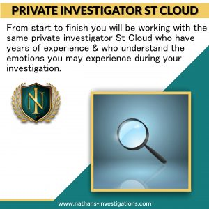 St Cloud Private Investigator