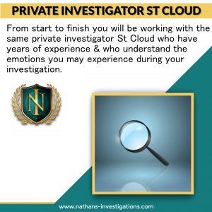 St Cloud Private Investigator