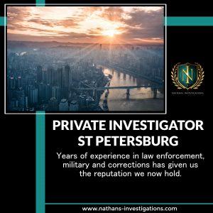 St Petersburg Private Investigator