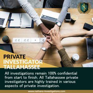 Tallahassee Private Investigator
