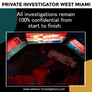 West Miami Private Investigator