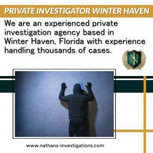 Winter Haven Private Investigator