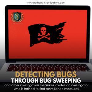 Bug Sweep Investigations