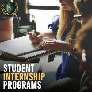 Student Internship Programs