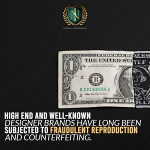 Anti-Counterfeit Investigations