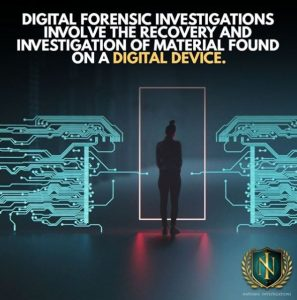 Digital Forensic Investigations
